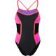 Funkita Colour Block One Piece Swimsuit Women Pink Shadow